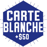 Carte Blanche Dining Plan +$50
